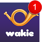 Wakie Voice Chat – Talk to Strangers icon
