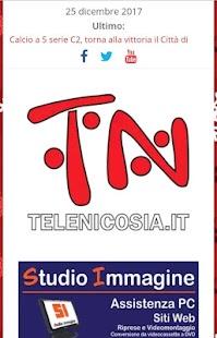 telenicosia.it - náhled