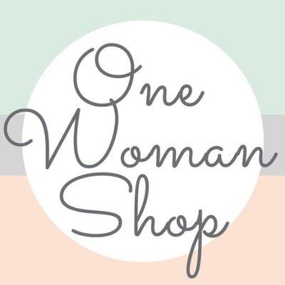 one woman shop