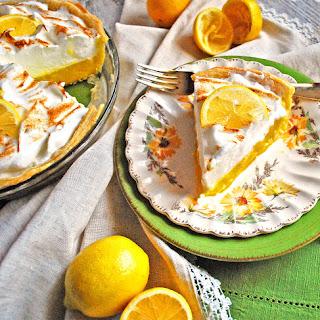 Lovely Lemon Meringue Pie