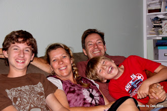 Photo: (Year 3) Day 26 - The 4 of Us