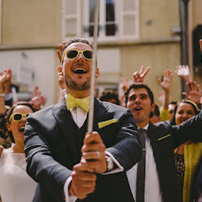 Wedding photographer Robin et les Super Heros (RobinetlesSup). Photo of 25.03.2016