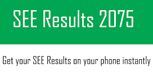 SEE Results 2075 – Programme op Google Play