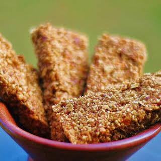Coconut Almond Granola Bars.