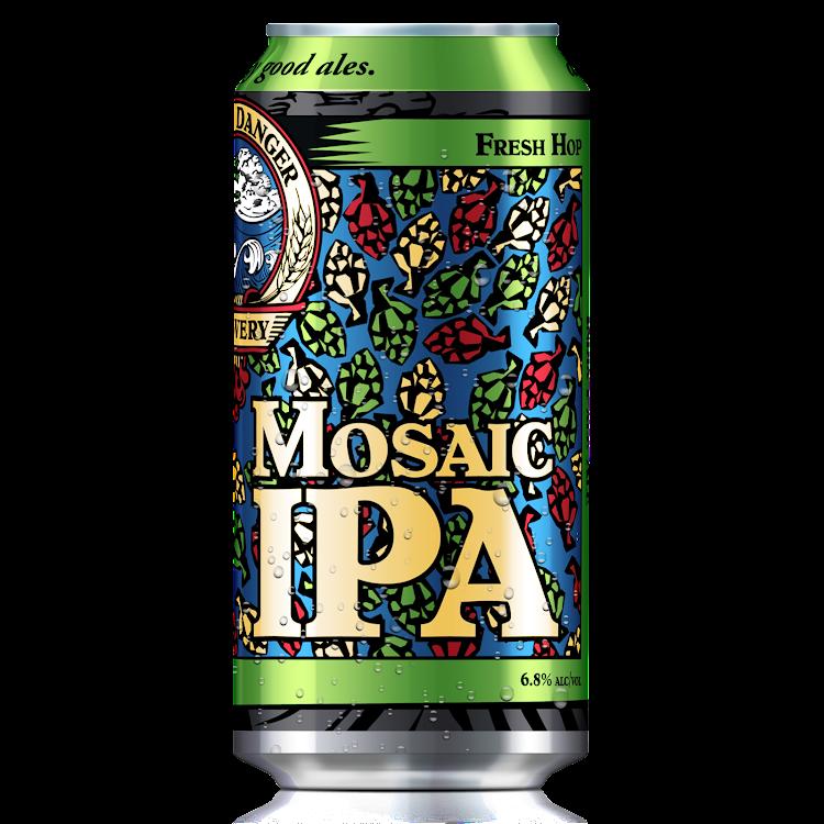 Logo of Castle Danger Mosaic Fresh Hop IPA