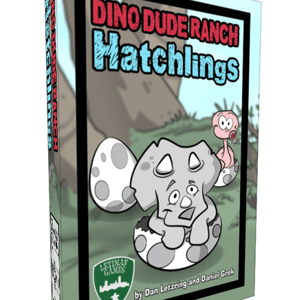 Dino Dude Ranch - Hatchlings