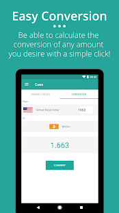 Cuex - Live Currency Exchange- screenshot thumbnail