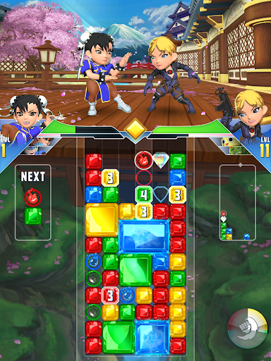 Puzzle Fighter 2.3 screenshots 18