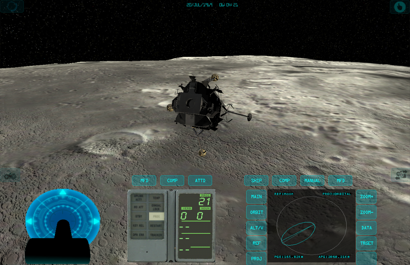 Space Simulator Android Apps On Google Play