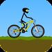 StickMan Hills Cycling Icon