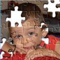PhotoPuzzle with your photos icon