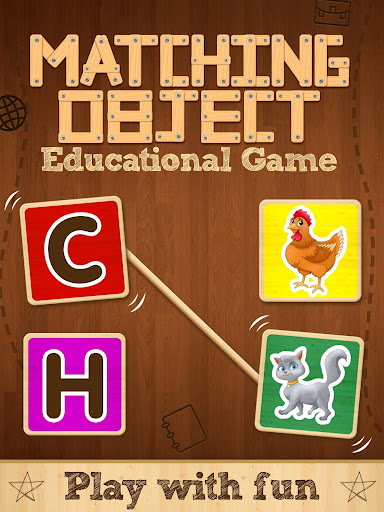 Matching Object Educational Game - Learning Games 1.0.2 screenshots 4