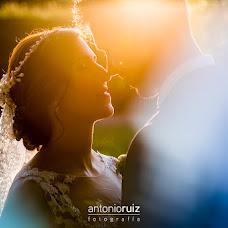 Wedding photographer Antonio Ruiz márquez (antonioruiz). Photo of 05.09.2018