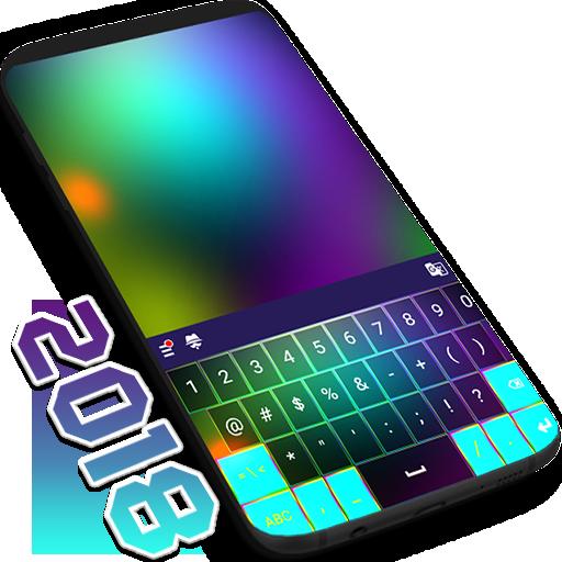 Tema de color del teclado 2019
