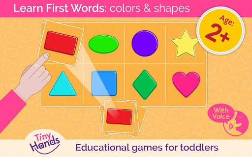 Learning games For babies 1.0 screenshots 1