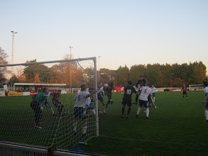 Photo: 19/11/11 v Enfield Town (Ryman League Div 1 North) 2-3 - contributed by Justin Holmes