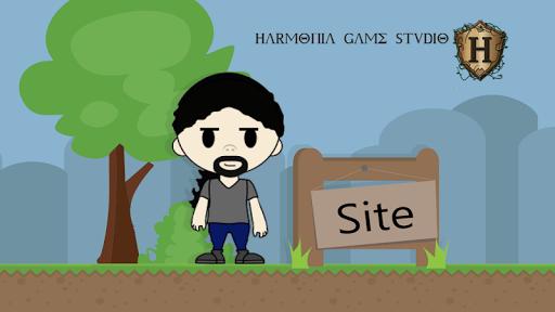 Harmonia Game Site