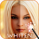 Whiten Skin Photo Editor v 1.8 app icon