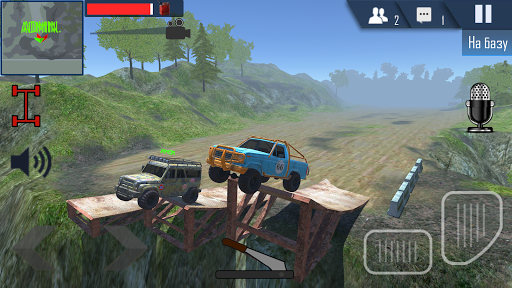 Offroad Simulator Online: 8x8 & 4x4 off road rally  screenshots 8