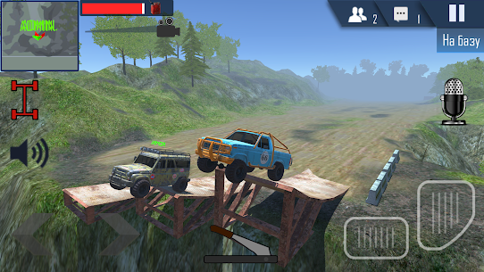 Offroad Simulator Online  Apk Download For Android and Iphone 8