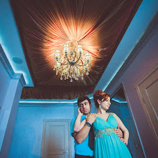 Wedding photographer Sergey Paliy (sergoOne). Photo of 20.08.2014