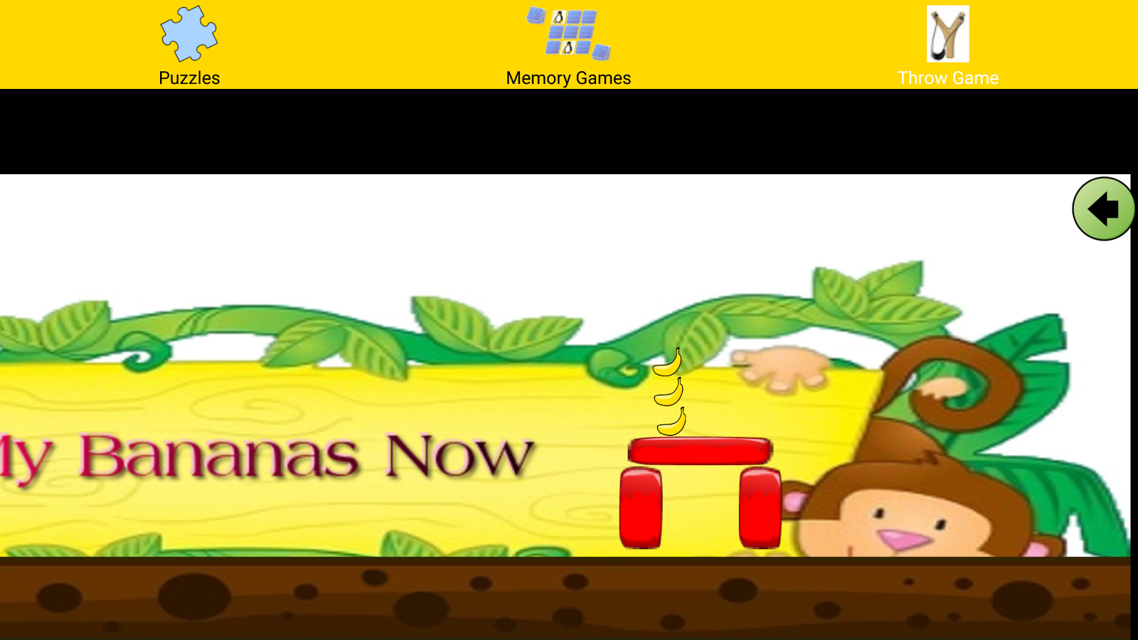 monkey games for kids - android apps on google play