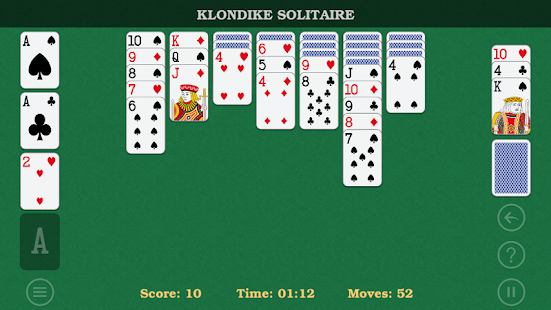 Solitaire Klondike- screenshot thumbnail