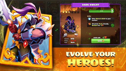 Mighty Party: Clash of Heroes 1.21 Cheat screenshots 1