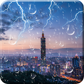 ThunderStorm Live Wallpaper HD