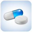 Pill Identifier and Drug list icon