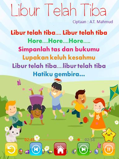 Lagu Anak Indonesia Lengkap filehippodl screenshot 6