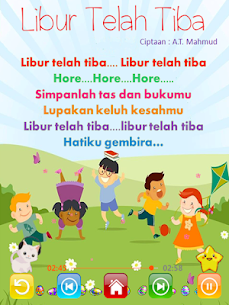 Indonesian Children's Songs 6