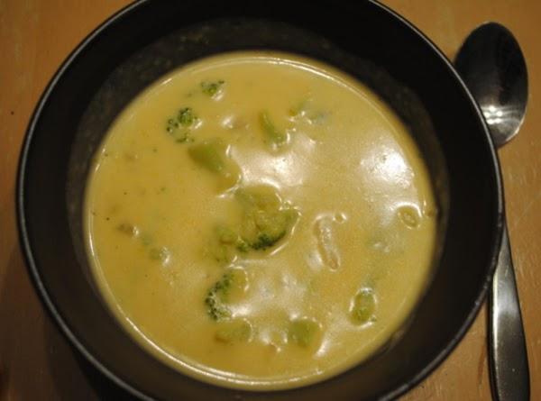 Broccoli, Potato, And Cheese Soup Recipe