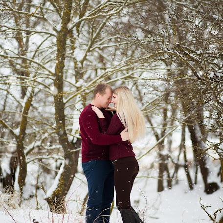 Wedding photographer Tatyana Savchuk (tanechkasavchuk). Photo of 18.01.2018