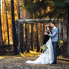 Wedding photographer Andrey Lukashevich (fotkiluk). Photo of 20.10.2017