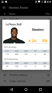 Football News - Steelers- screenshot thumbnail