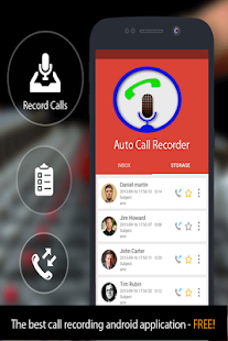 Simple voice recorder for Android - náhled