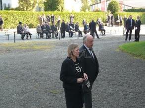 Photo: Prince Karl-Emich and Princess Isabelle zu Leiningen