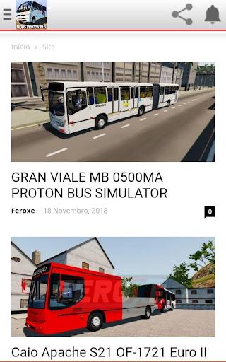 Proton Bus Simulator Urbano e Rodoviu00e1rio (MODS) 9.6 screenshots 4