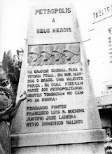 Photo: Monumento aos Pracinhas. Detalhe. Foto sem data