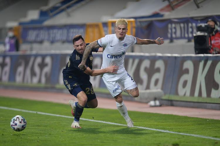 """Tirpan wil graag bij Fortuna Sittard blijven: """"Uiteindelijk moet het nog tot een akkoord komen op clubniveau"""""""