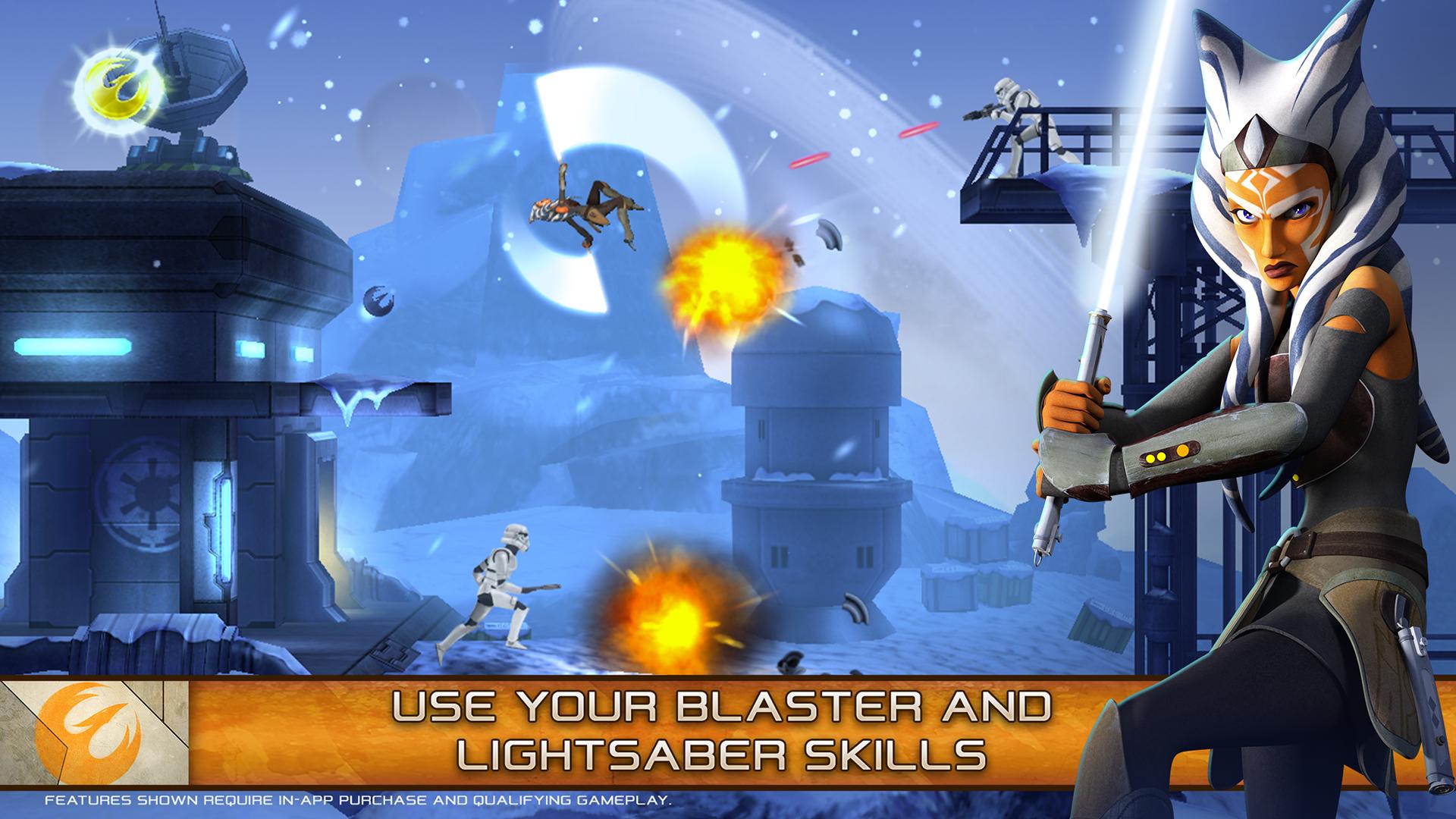 Star Wars Rebels: Missions screenshot #1