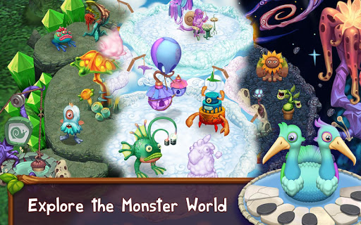 My Singing Monsters: Dawn of Fire modavailable screenshots 16