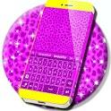 Keypad Purple Cheetah icon