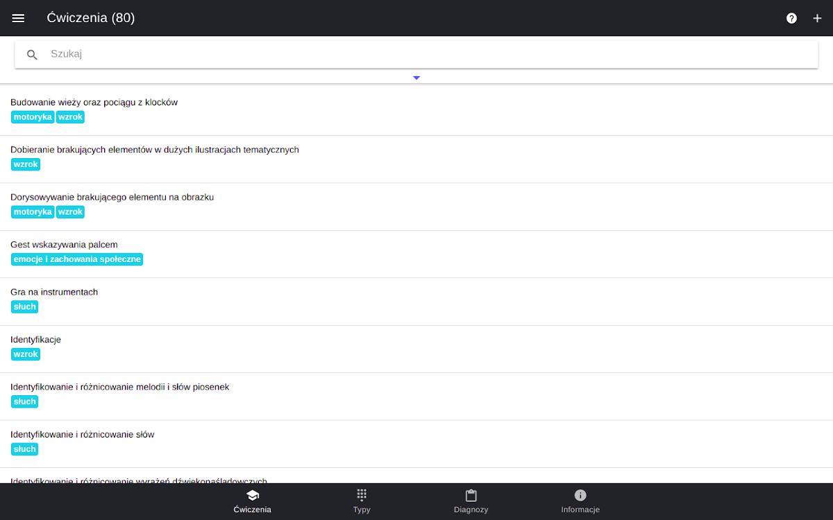 Niezbędnik Logopedy Android Aplicaciones Appagg