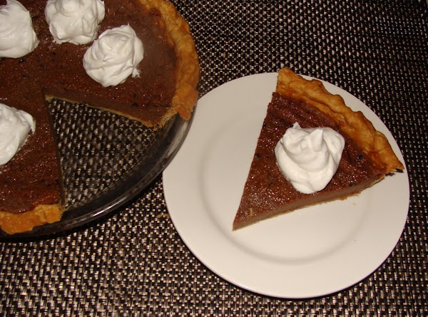 Mocha Latte Pie Recipe