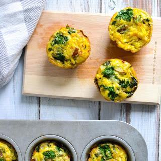 Basic Vegetable Frittata Muffins Recipe