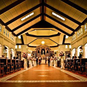 by Jr Flores - Wedding Getting Ready