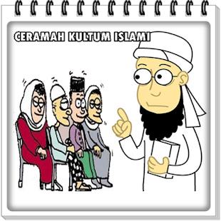 Ceramah Kultum Islami - náhled