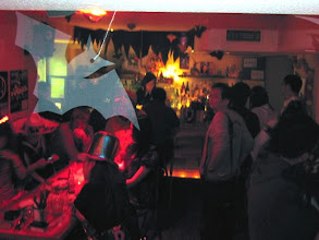 Photo: Halloween at Ola  Taken at Ola Tacos Bar (http://homepage2.nifty.com/olatacos/) Taken by Be & Me (http://www2.gol.com/users/be-n-me/)